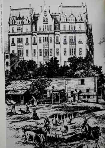 La mansión Dakota Dakota_building