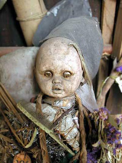 La isla de muñecas de Xochimilco ~ Dolls_island