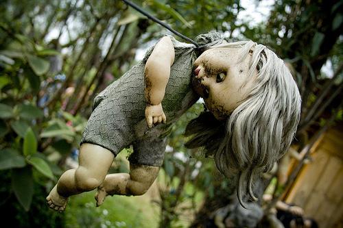 La isla de muñecas de Xochimilco ~ Dolls_island_xochimilco