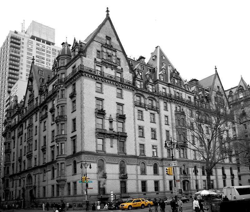 la leyenda negra del ucdakotaud el edificio maldito de nueva york