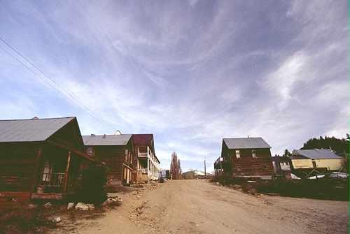 Pueblos fantasma. Silver city, el recuerdo del viejo oeste.
