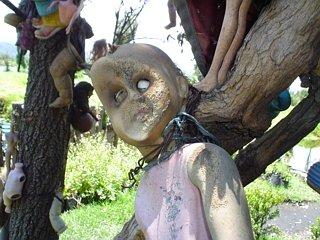 La isla de muñecas de Xochimilco ~ Isla-munecas1