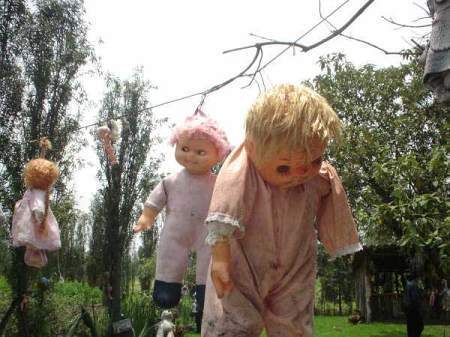 La isla de muñecas de Xochimilco ~ Isla_munecas_xochimilco11