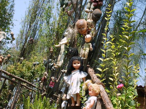 La isla de muñecas de Xochimilco ~ La_isla_de_las_munecas_2