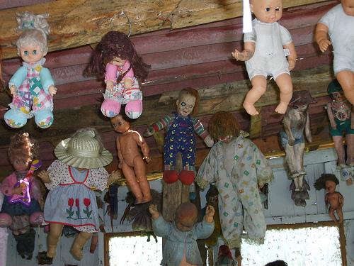La isla de muñecas de Xochimilco ~ La_isla_de_las_munecas_3