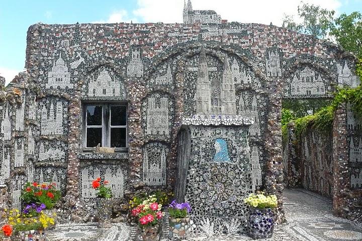 La mansión Picassiette. La «otra» Notre Dame de Chartres