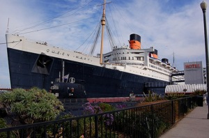 La leyenda del «Queen Mary», el verdadero barco fantasma.