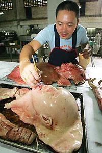 Kittiwat Unarrom, el panadero del terror