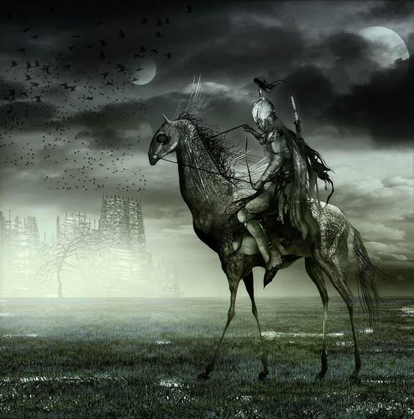 Arte macabro. Grzegorz Kmin, «Aspius».