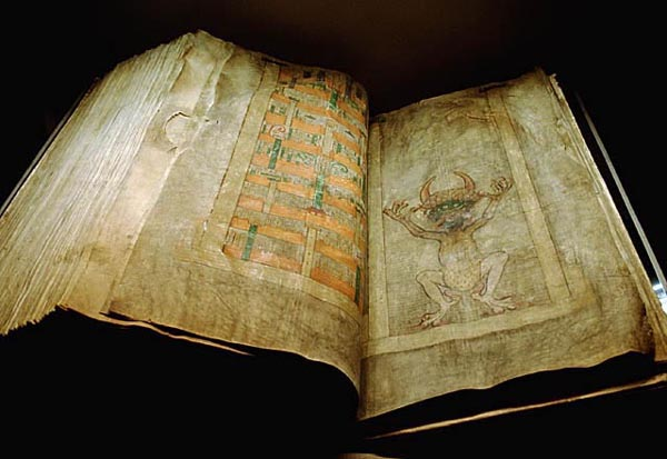 Codex Gigas, los enigmas de la Biblia de satanas