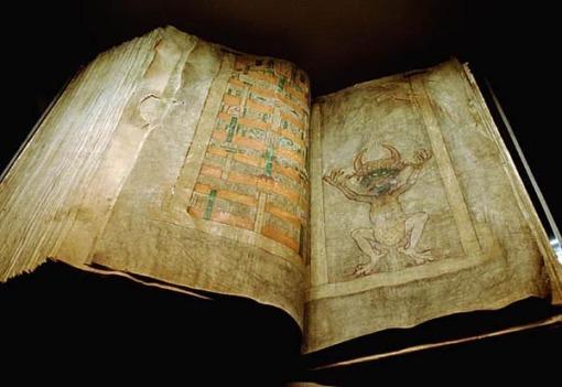 Codex Gigas, los enigmas de la Biblia de Satanás