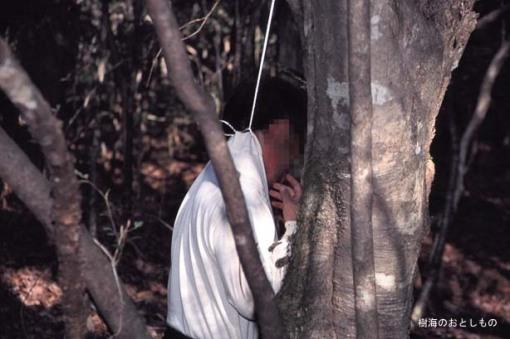 El bosque de Aokigahara, la meca de los suicidas en Japón.[ADVERTENCIA, imagenes fuertes, abstenerse personas sensibles] Bosque_suicidios