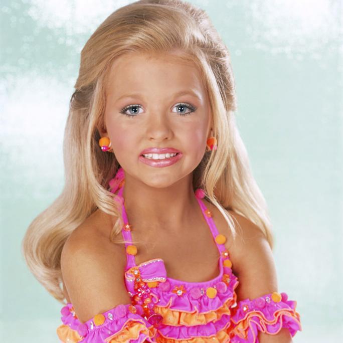 Concursos de belleza infantiles… terror en estado puro.