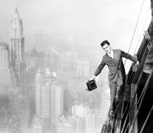 Charles C. Ebbets, el fotógrafo que inmortalizó la Nueva York de los años 30.