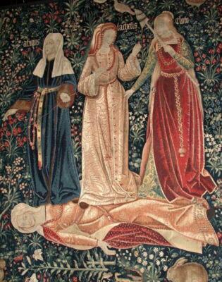 Resultado de imagen de las moiras y su representacion en el arte