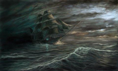 Un misterio que nunca se resolvió. Ghost-ship