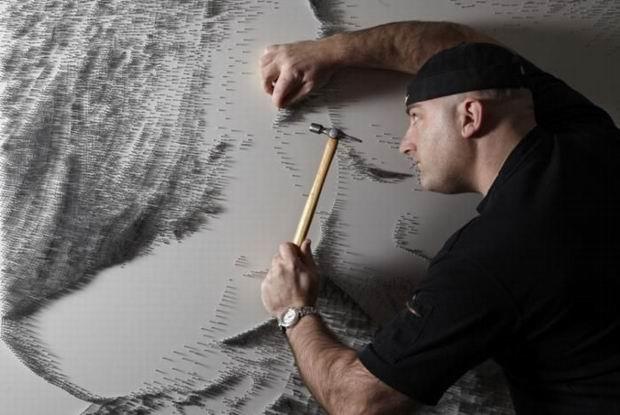 Marcus Levine, un artista «intachable».
