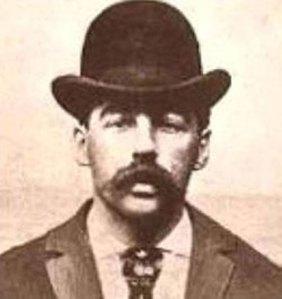 H.H. Holmes, el asesino que construyó una autentica mansión del horror.