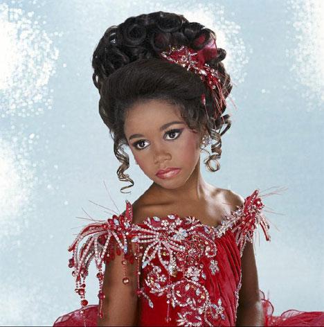 Concursos de belleza infantiles… terror en estado puro. – Misterios
