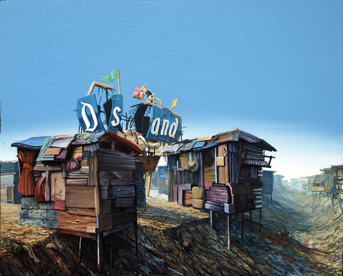 Las Favelas De Disney