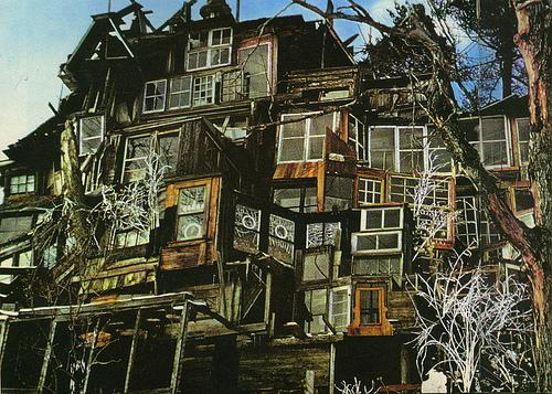 Leyendas urbanas la casa de los espejos - La casa de los espejos retrovisores ...