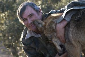 Marcos Rodriguez, el niño que vivió 12 años entre lobos.