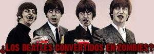 Los Beatles convertidos en zombies en «Paul is Undead».