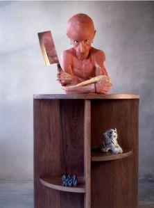 Leon Botha, la progeria hecha carisma.