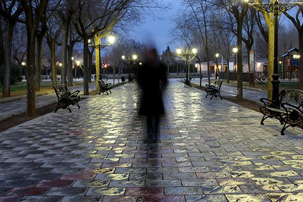 Tejiendo relatos. Noches de pesadilla, por Alan Dalloul
