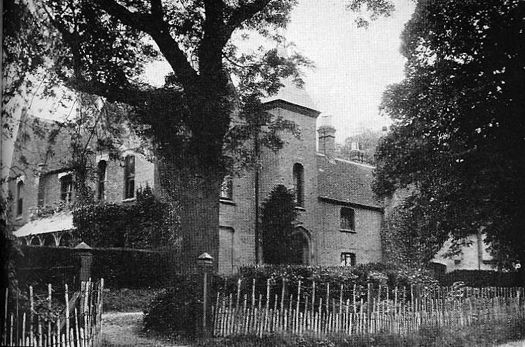 Casas encantadas. La rectoría de Borley.