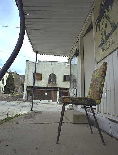 Pueblos fantasma. Eureka, otra víctima de la fiebre del oro