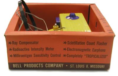 juguetes radiactivos