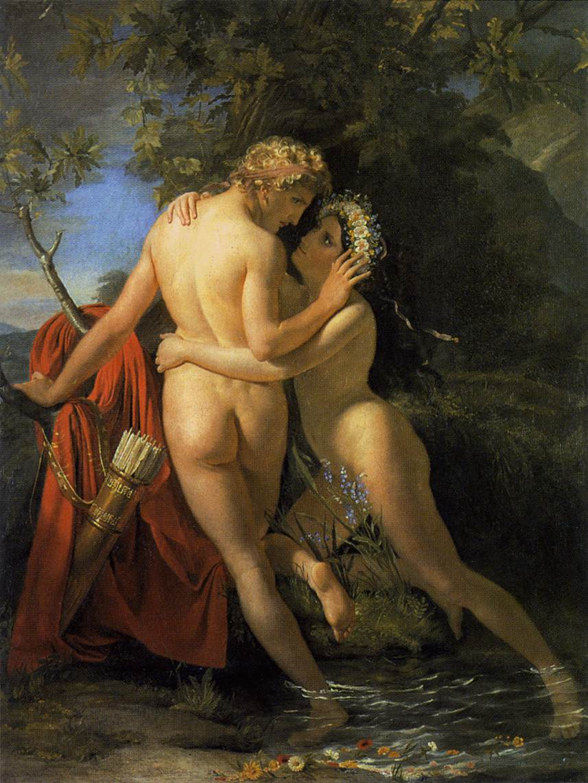 Personajes de la mitología: Hermafrodito