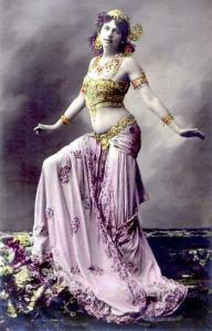 Mata-Hari, una bailarina que se convirtió en leyenda.