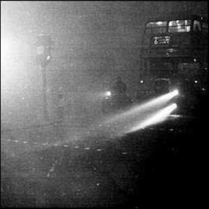 """El """"Gran Smog"""" de 1952"""