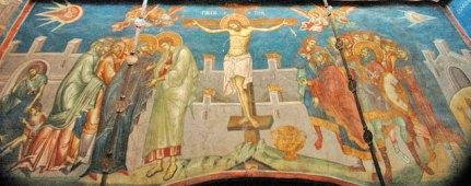 crucifixion OVNIS