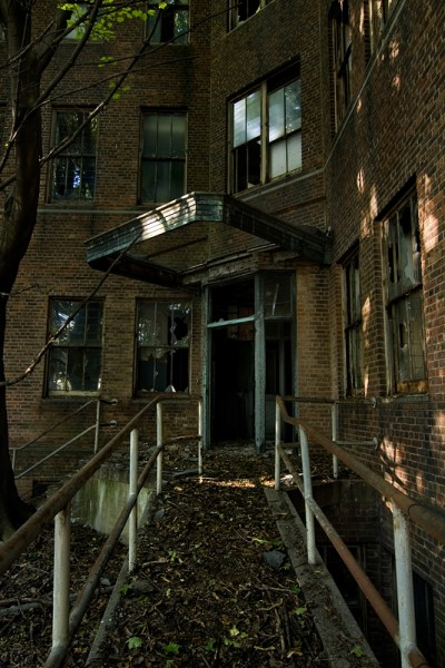 sanatorios abandonados