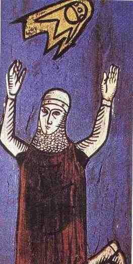 Ovnis y objetos extraños en pinturas antiguas (Recomendado)