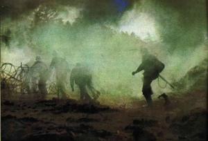 El enigma del regimiento Norfolk, una desaparición masiva.