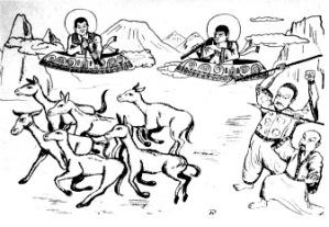 Pinturas antiguas relacionadas con la Biblia Relieve