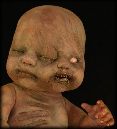 Autopsy Babies. Muñecos no aptos para tiendas de juguetes. Autopsia