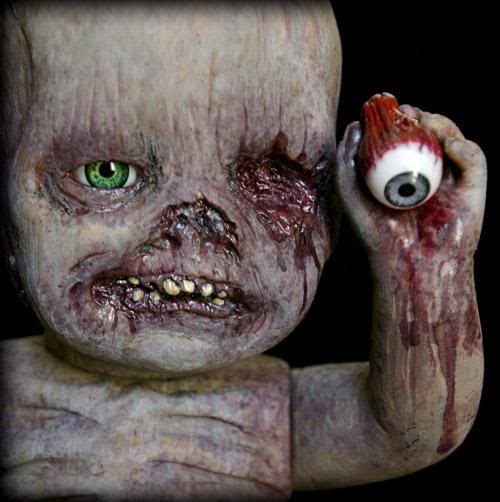 munecos de juguetes de terror: