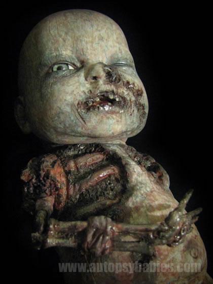 Autopsy Babies // Muñecos no aptos para tiendas de juguetes. Jeremi_rimel