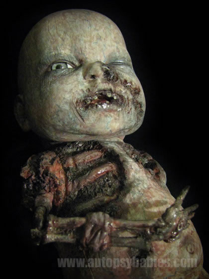 Autopsy Babies. Muñecos no aptos para tiendas de juguetes. Jeremi_rimel