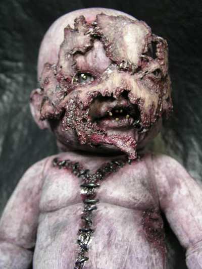 Autopsy Babies // Muñecos no aptos para tiendas de juguetes. Phobia