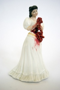 La porcelana gore de Jessica Harrison