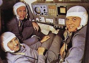 El misterio de los 3 astronautas que murieron sonriendo.