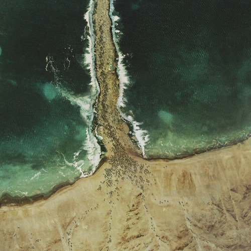 Explicación científica a cómo Moisés separó las aguas del Mar Rojo en el éxodo.