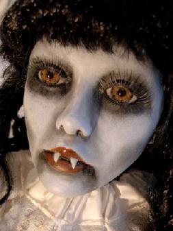 Las muñecas vampiras de D.L. Marian