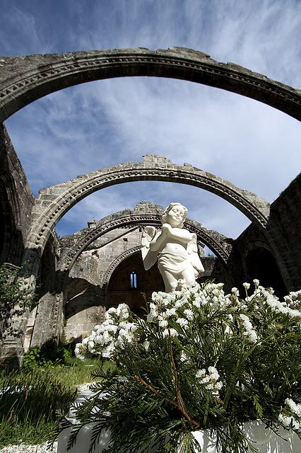 Cementerio de Santa Mariña de Dozo, Cambados.